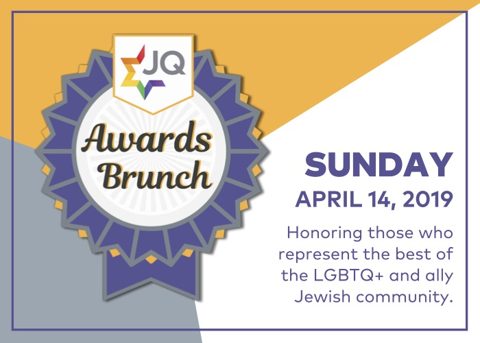 Celebrate with JQ and Our Inspiring Honorees on April 14!